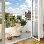 Апартаменты в элитном комплексе в Берлине 1-3