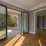 Четырехкомнатная квартира в Груневальде, Берлин